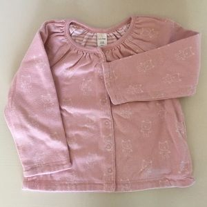 BabyGAP reversible sweater